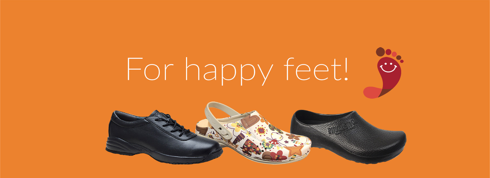 Comfort Shoes Direct For Happy Feet!