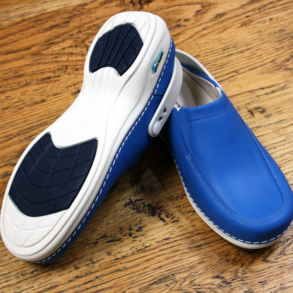 Comfort Shoes Direct - Wash&Go Electric Blue