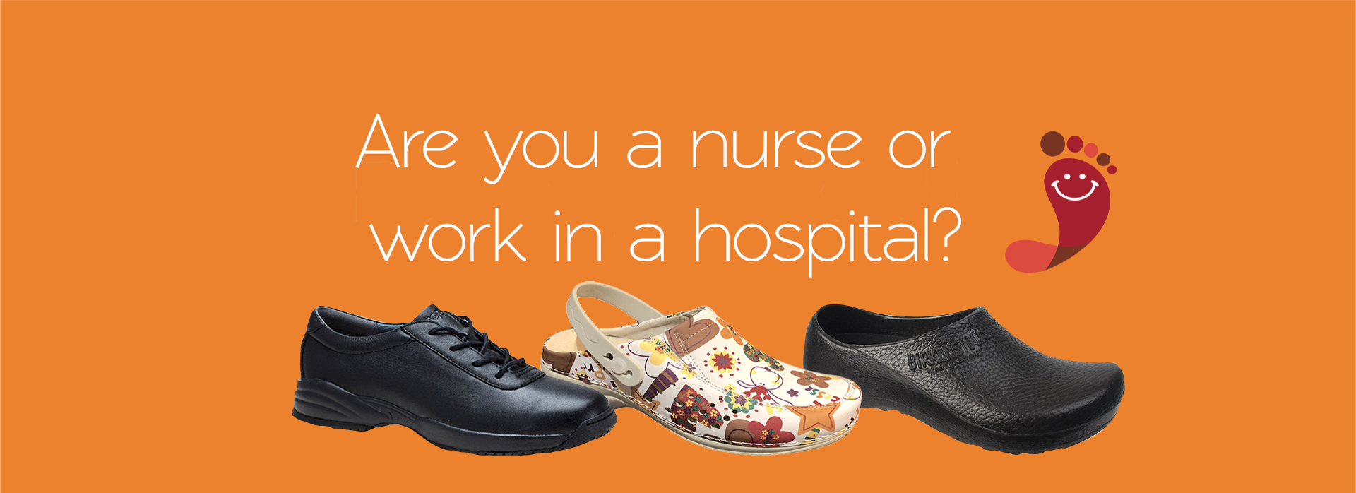 Comfort Shoes Direct - Are you on nurse or work in a hospitality