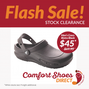 Comfort Shoes Direct - Crocs Bristo