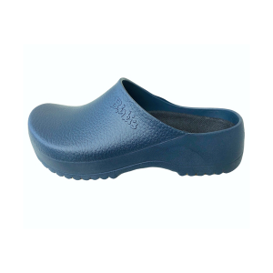 Comfort Shoes Direct - Birki Navy Side View