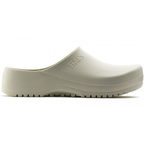 Comfort Shoes Direct - Super Birki White Side View