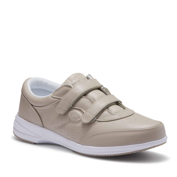 Comfort Shoes Direct - Propet Easy Walker Bone White (1)