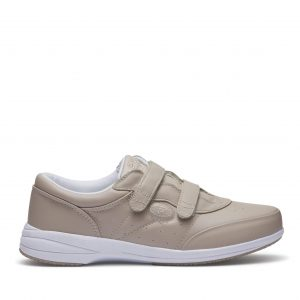 Comfort Shoes Direct - Propet Easy Walker Bone White Side