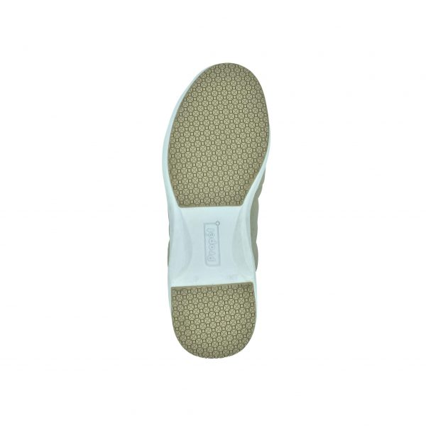Comfort Shoes Direct - Propet Easy Walker Bone White Sole